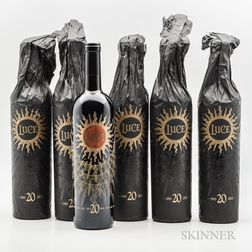 Luce Brunello di Montalcino 20 Year Anniversary 2012, 6 bottles