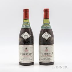 Comte Armand Pommard Clos des Epeneaux 1978, 2 bottles