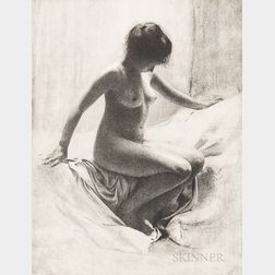 Robert Demachy (French, 1859-1936)      Study