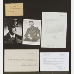 (German Ranking Officers and High Command)