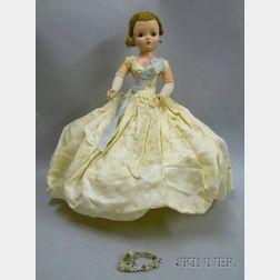 "Madame Alexander ""Queen Elizabeth"" Doll"