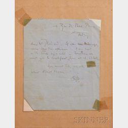 Whistler, James Abbott McNeill (1834-1903)