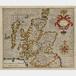 Scotland and Ancient Egypt, Two Maps.