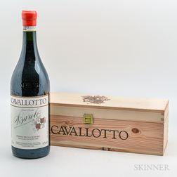 Cavallotto Barolo Riserva Bricco Boschis Vigna San Giuseppe 2008, 1 magnum