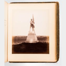 Recollections of the Thirteenth Massachusetts Regiment  , Photo Album, Post 1885.