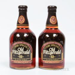 Very Special Old Fitzgerald 12 Years Old, 2 750ml bottles Spirits cannot be shipped. Please see http://bit.ly/sk-spirits for more info.