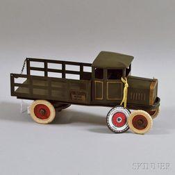 Kingsbury Motor-driven Stake Truck