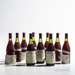 A.P. de Villaine Bourgogne Chante Flute 1979, 10 bottles