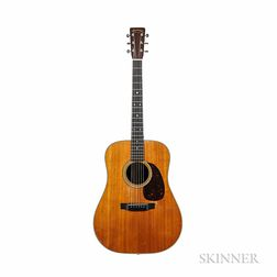 C.F. Martin & Co. D-28 Acoustic Guitar, 1955