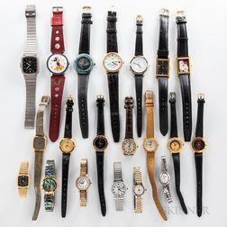 Twenty Contemporary Wristwatches