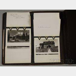 Album of July, 1938, Alaska Photographs