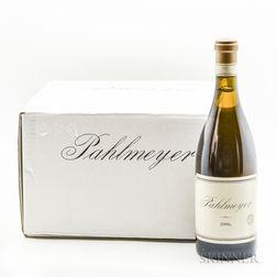 Pahlmeyer Chardonnay 2006, 6 bottles (oc)