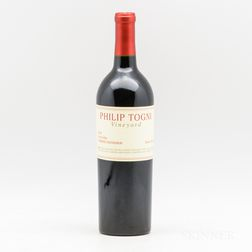 Philip Togni Cabernet Sauvignon 2010, 1 bottle