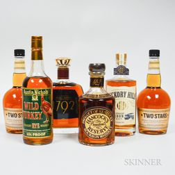 Mixed Whiskey, 6 750ml bottles