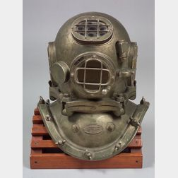 Deep Sea Diving Helmet