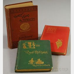 Mixed Lot, Three Volumes: