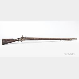Committee of Safety-style Flintlock Musket