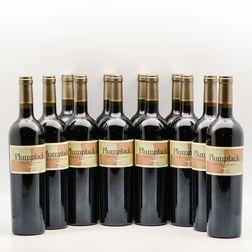 Plumpjack Cabernet Sauvignon Estate 2000, 12 bottles