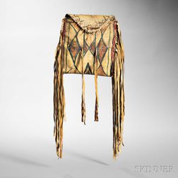 Blackfeet Buffalo Hide Parfleche