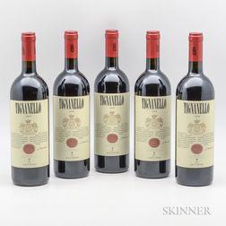 Antinori Tiganello 2008, 5 bottles