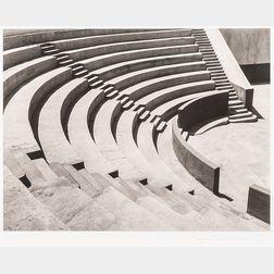 Imogen Cunningham (American, 1883-1976)      Mills College Amphitheater