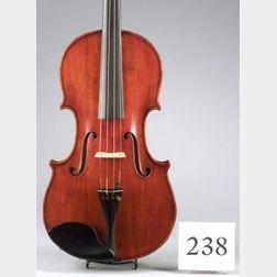 Modern German Viola,  Heinrich T. Heberlein, Markneukirchen, 1933