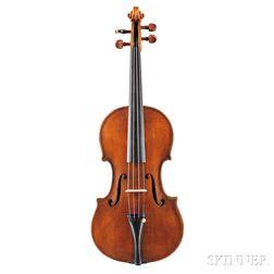 Modern Violin, Luigi Rovatti, Buenos Aires, 1923