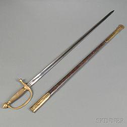 Model 1840 Musician's Sword