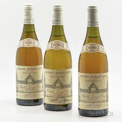 J. Moreau Chablis Les Clos 1995, 3 bottles
