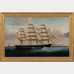 William Howard Yorke (England/Canada, 1847-1921)      Portrait of the Centennial
