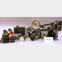 Large Lot of Photographic Equipment