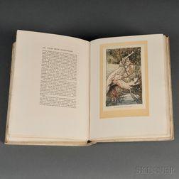 Rackham, Arthur, Illustrator (1867-1939)    Tales from Shakespeare by Charles & Mary Lamb