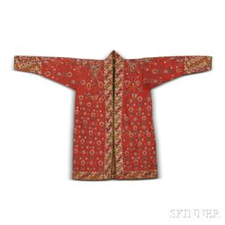 Uzbek Embroidered Chapan
