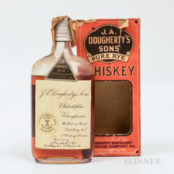 JH Doughertys Sons 13 Years Old, 1 pint bottle (oc) Spirits cannot be shipped. Please see http://bit.ly/sk-spirits for more info.