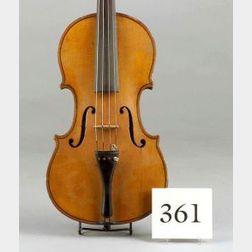Modern German Violin,  Eduard Reichert