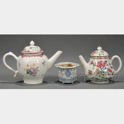 Three Ceramics Wares