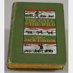 London, Jack (1876-1916) The Call of the Wild.