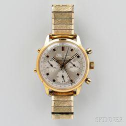 Gentleman's Wakmann Incabloc Wristwatch
