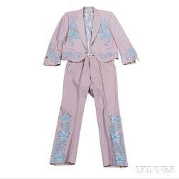 Little Jimmy Dickens     Lavender Suit