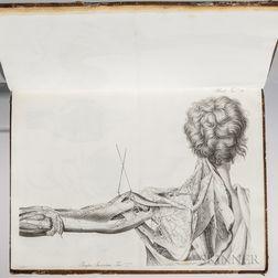 Scarpa, Antonio (1752-1832) Atlante di Tutte le Opere.