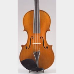 French Violin, J.B. Collin-Mezin, Paris, c.1900
