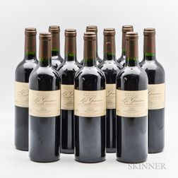 Chateau Les Gravieres Rouge 2005, 10 bottles