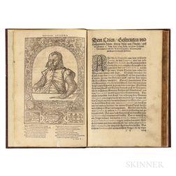 Scultetus, Bartholomeus (1540-1614) Gnomice de Solariis, sive Doctrina Practica Tertiae Partis Astronomiae.