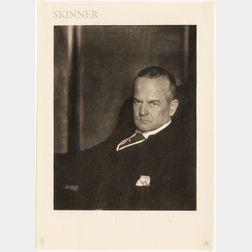 Paul B. Haviland (French/American, 1880-1950)      Mr. Christian Brinton