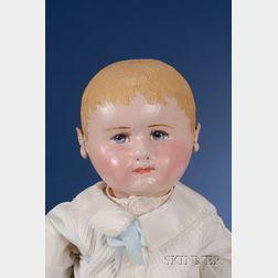Large Martha Chase Boy Doll