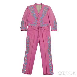 Little Jimmy Dickens     Pink Suit