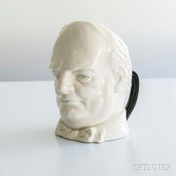 Royal Doulton Winston Churchill Two-handled Loving Cup