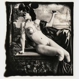 Joel-Peter Witkin (American, b. 1939)      Humor and Fear, New Mexico