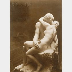 Pierre Choumoff (Russian/French, 1872-1936) and Charles Berthelomier (French, 19th/20th Century) Seven P...