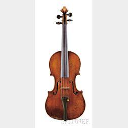 Fine Italian Violin, Nicolaus Gagliano, Naples, 1720
